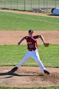 East vs Merrill - Baseball - 4-30-15