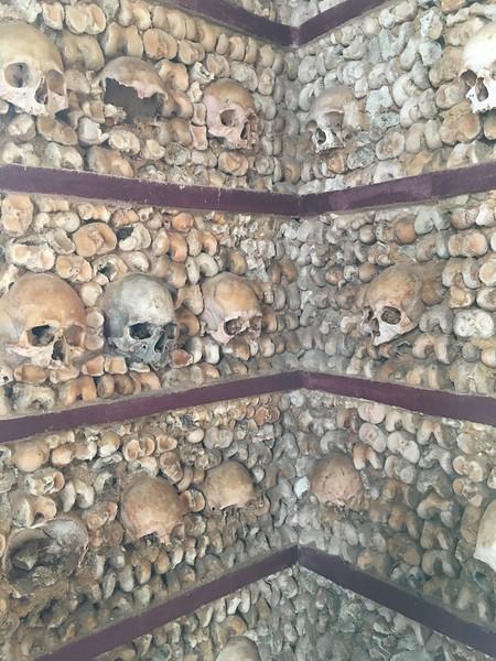 Faro Skull & Bones Chappel/Cemetery