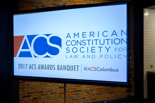 American Constitutional Society - Awards 2017