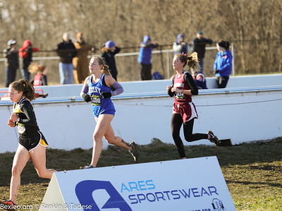 Cross Country Girls at States