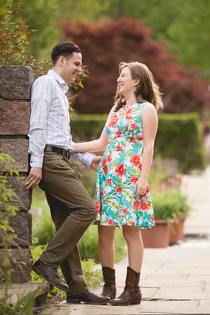 Rachel and Cameron's Engagement Session