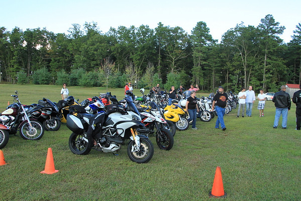 Bike Night w/ AMA Pro Racing (2013)