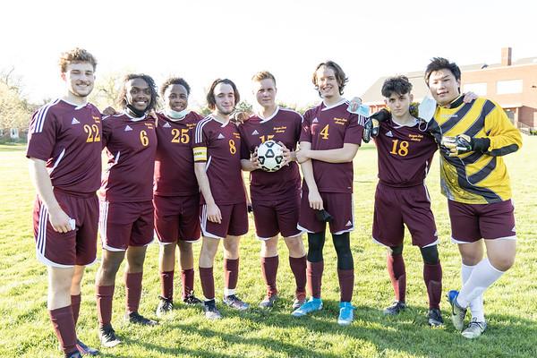 Upper School Boys Soccer 2020-2021