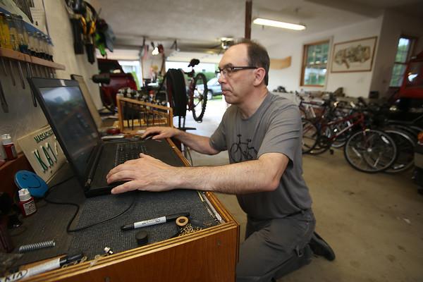 Groton volunteer bike repair donations 061119