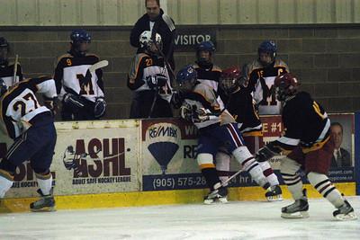 SMS Jr Hockey A Team @ Hamilton Cup - April 6-7, 2010
