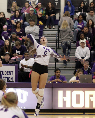 TCU VB vs Iowa State - 2012