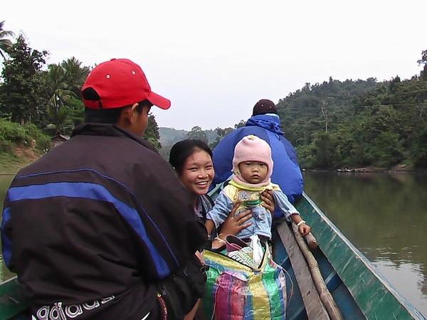 Nam Tha River (December 6-7, 2004)