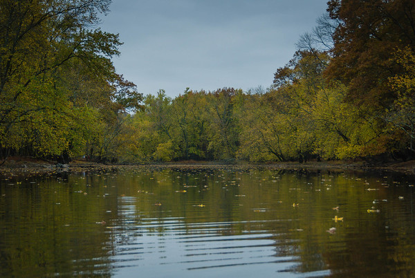 2012-10-26 Kayaking the Passaic River Eagle Rock to Rt. 10
