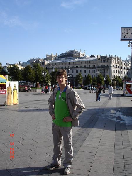 2008-08-09 Москва Кремль