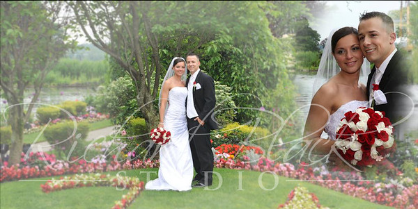 Danielle & Anthony Wedding Album