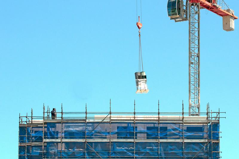 Building progress 156. At 47 Beane St. Gosford. November 2018.