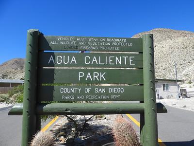 Agua Caliente - Squaw Canyon