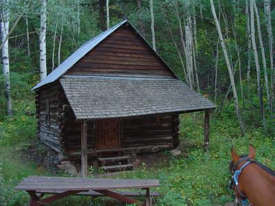 20040911 Ride to AF Cabin