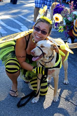 Haute Dog Howl'oween Parade 10/28/12