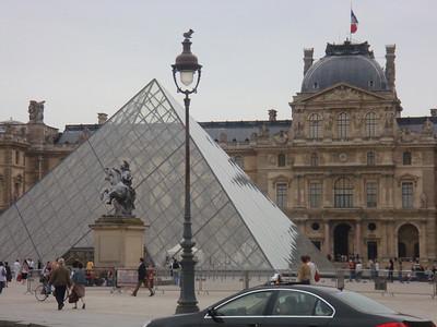 Paris, France Louvre