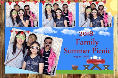 Cadence Family Summer Picnic 2018