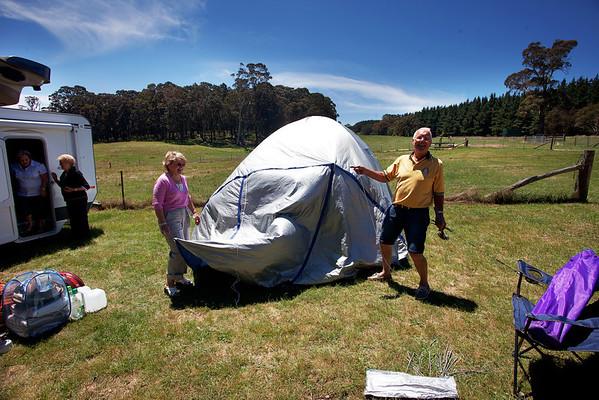 Oberon Camping Weekend