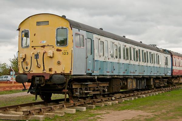 1st generation BR EMU's