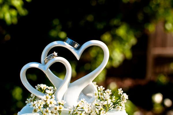 Elizabeth's Wedding Day