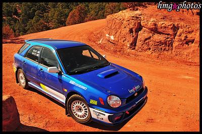 Gates Motorsports' Subaru WRX (04/07/2012)