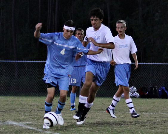 CHS Soccer 2011