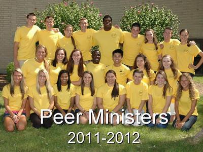 Peer Ministry Retreat