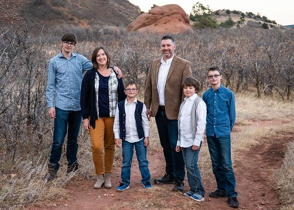 Lindahl Family