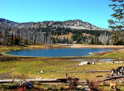 Granite Twin Lakes