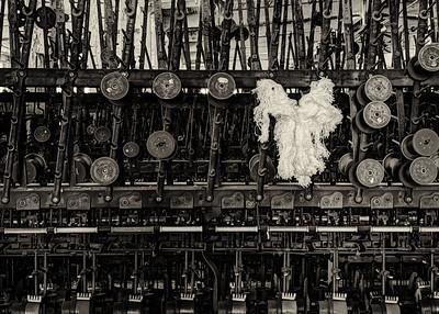 Lonaconing Silk Mill - Abandoned