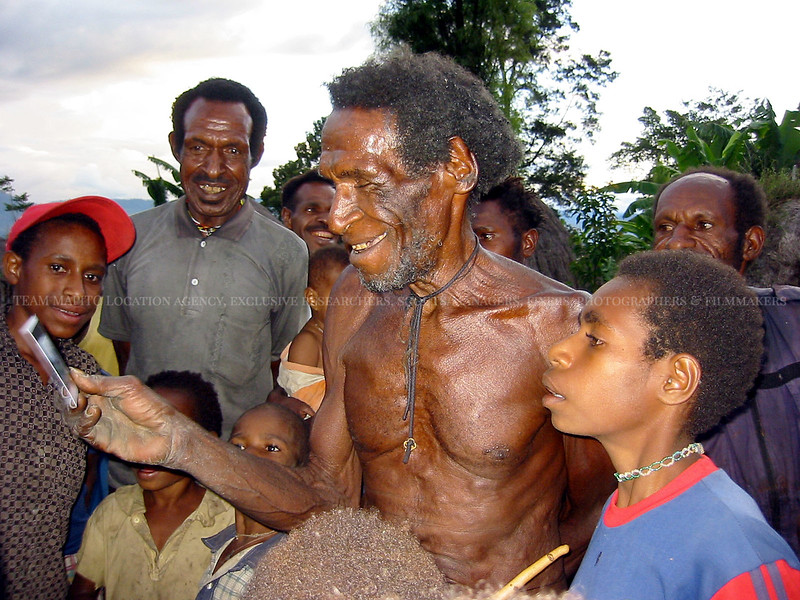 On location with MAPITO Papua New Guinea