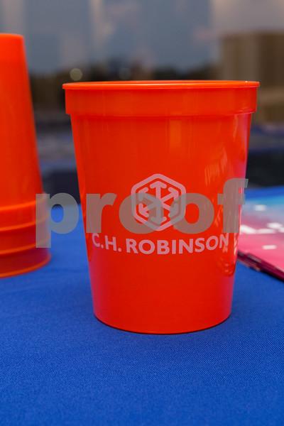 CH Robinson Open House
