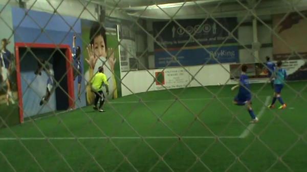 2014 Indoor Soccer Video