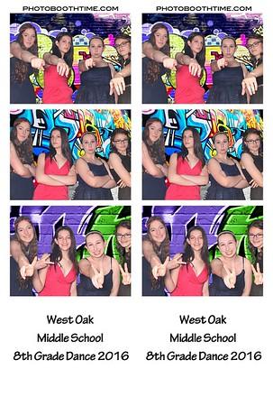 West Oak Graduation Party