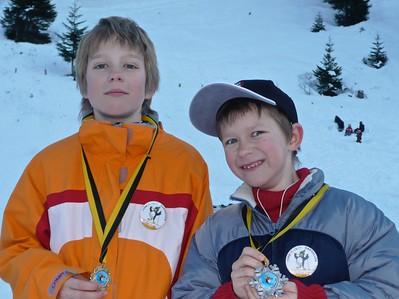 2008-02 Skiing in Austria