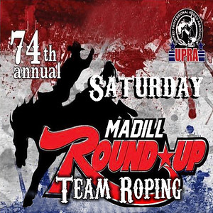 Madill Saturday Night Team Roping