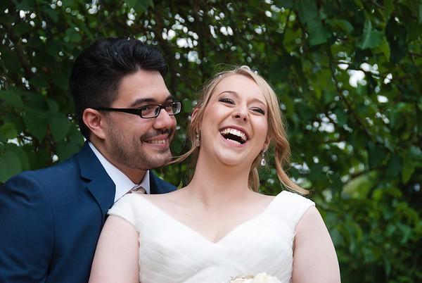 Shona and Ben Wedding