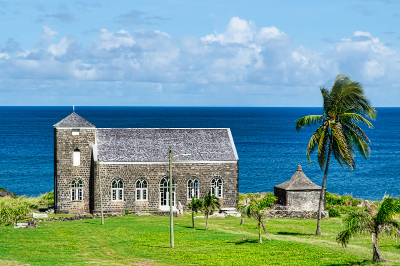 1800's Anglican Church