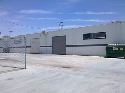 1,200 - 12,000 square ft. for Lease @ Dyer Business Park