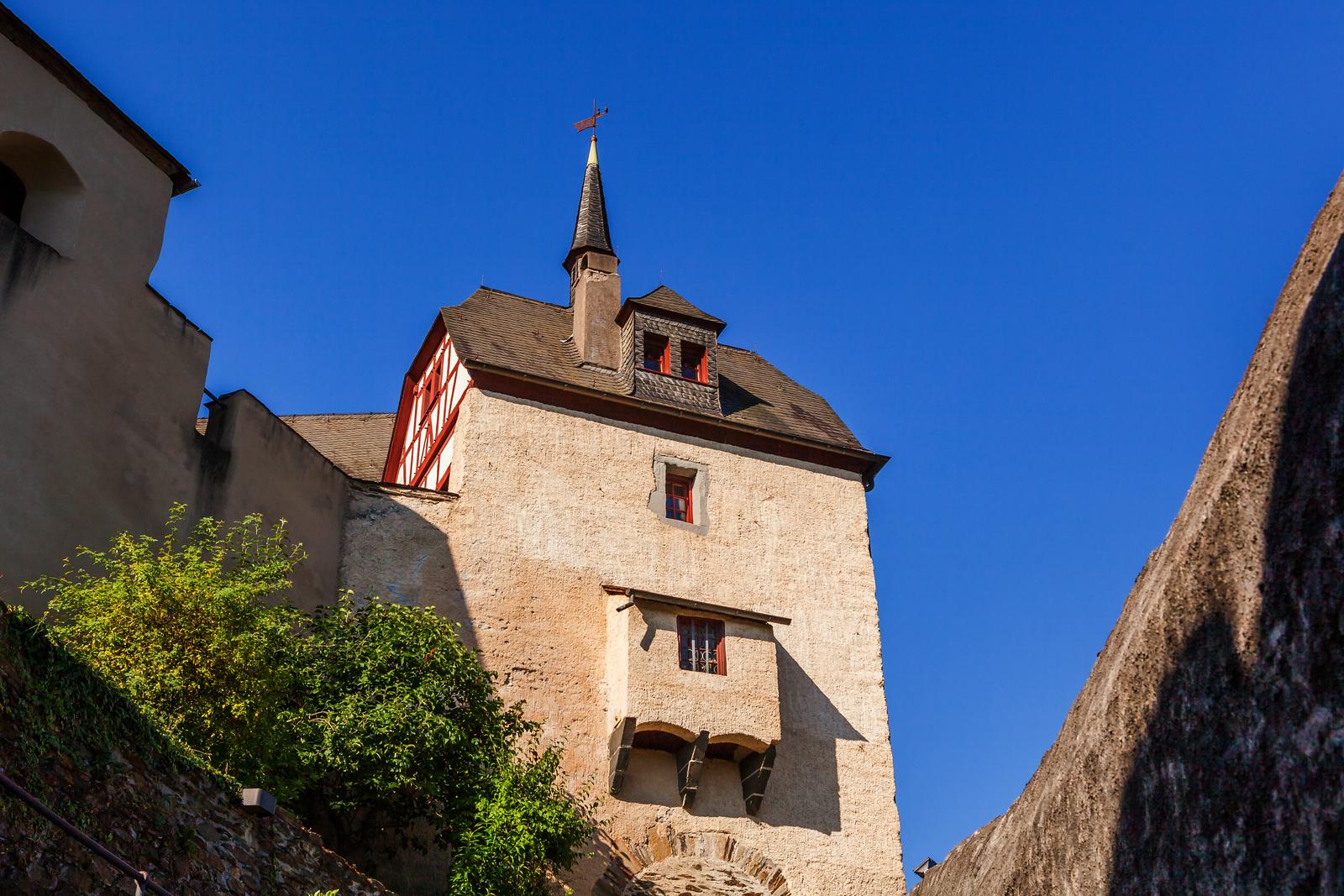 德國馬克思城堡(Marksburg castle),世界文化遺產