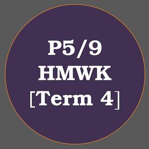 P5/9 HMWK T4