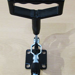 SKU: H-PRESS/PLUNGE, Heatware Multitalent Heat Press Plunger Arm with Handle and Mounting Bracket Replacement