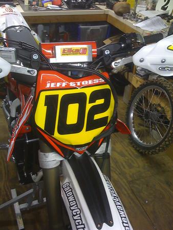 2009 Racing Husqvarna TXC510