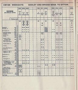 Warrington Low Level 1977