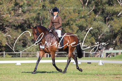 EWA Autumn Pageant Hack & Hunter Show 5th May 2019