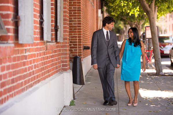 Sandhya + Abhay Engagement