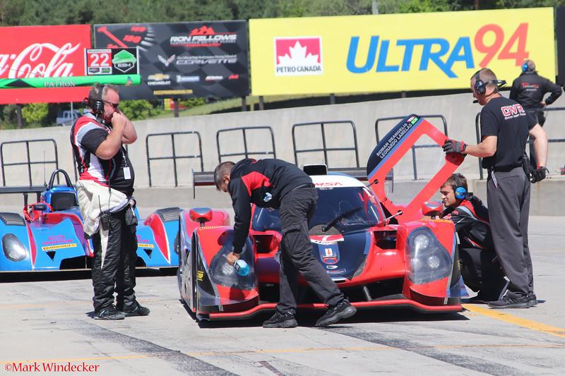 LMP3 Charles Wicht Racing Ligier JS P3