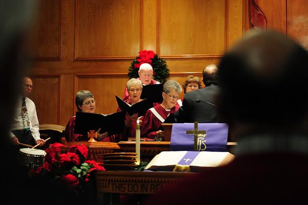 Christmas choir 122013