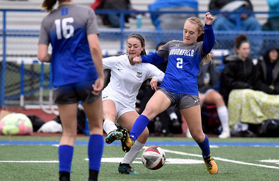 Girls soccer: Broomfield passes first test in state tournament