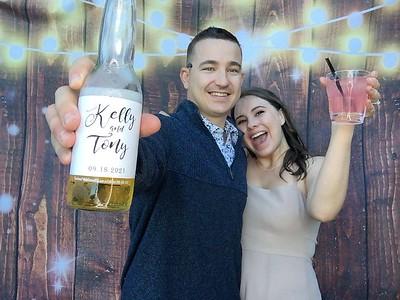 Kelly & Tony