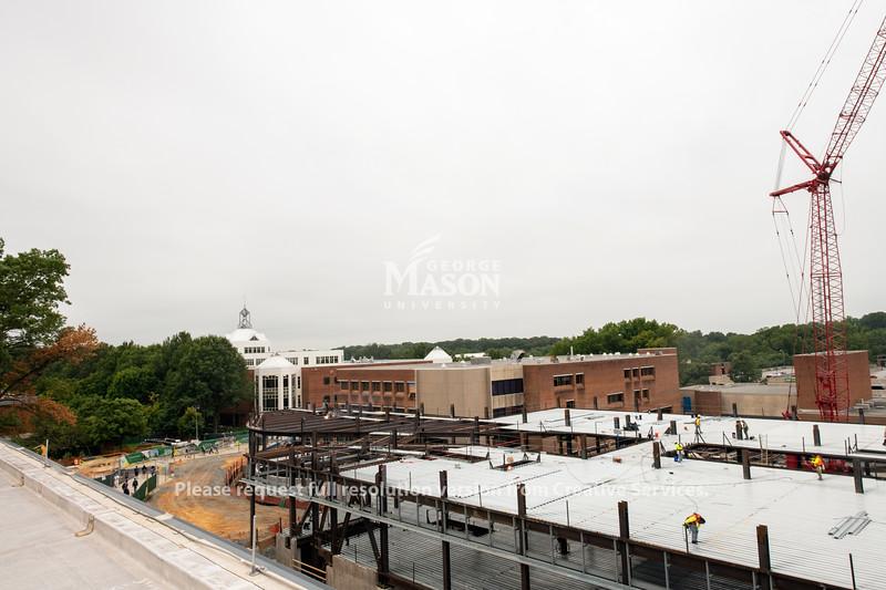 Academic building Rooftop